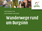 Wanderwege-Flyer
